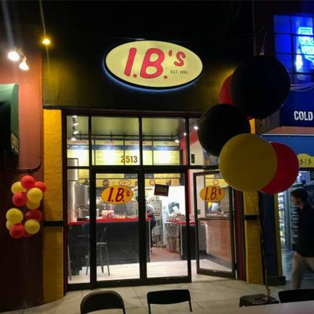 I.B.'s in Berkeley, Berkeley, CA - Localwise business profile picture