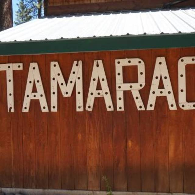The Tamarack Lodge, Tahoe City, CA logo