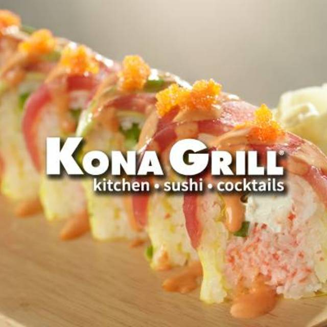 Kona Grill, Oak Brook, IL logo