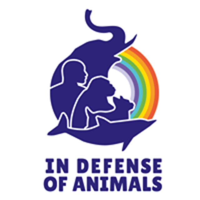 In Defense of Animals, San Rafael, CA logo