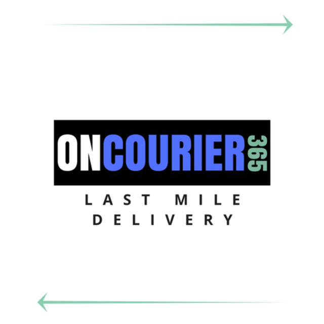 ON COURIER 365, Oakland, CA logo