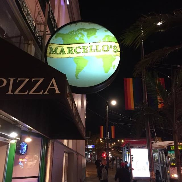 Marcello's Pizza, San Francisco, CA - Localwise business profile picture