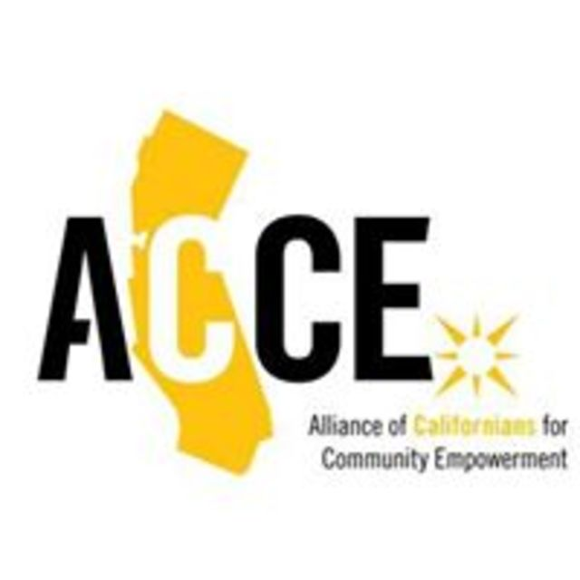 Alliance of Californians for Community Empowerment, Oakland, CA logo