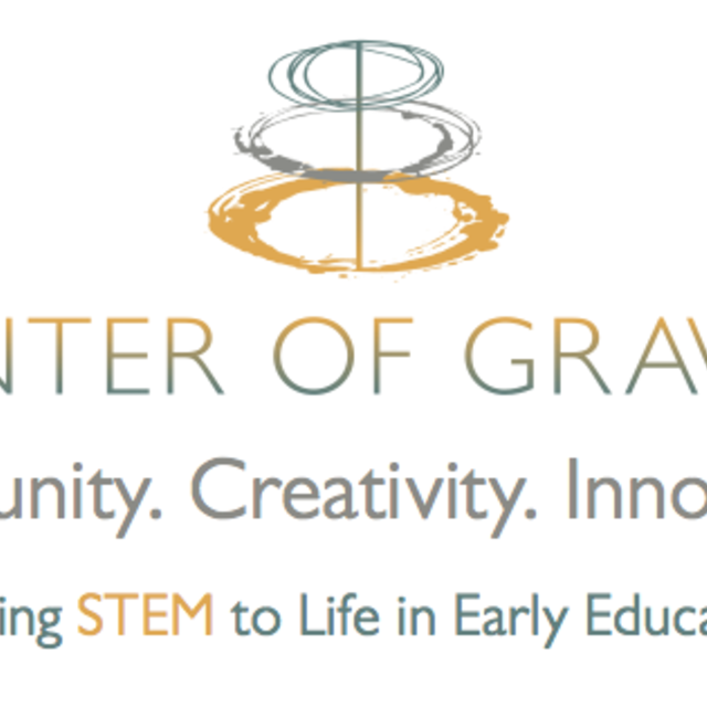 The Center of Gravity, Pleasant Hill, CA logo