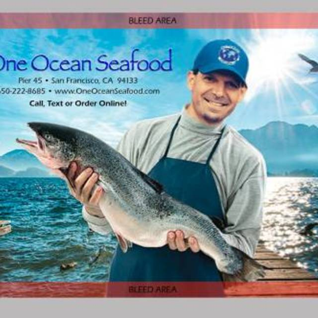 One Ocean Seafood, Redwood City, CA - Localwise business profile picture