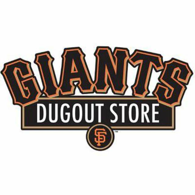 Giants Dugout Store, San Francisco, CA logo