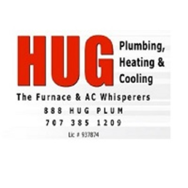 Hug Plumbing Heating & Cooling, Santa Rosa, CA - Localwise business profile picture