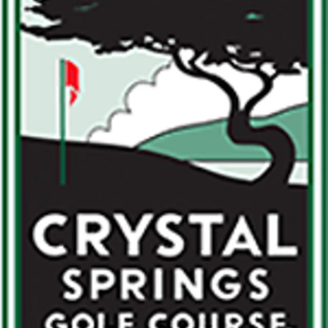 Crystal Springs Golf Course, Daly City, CA logo