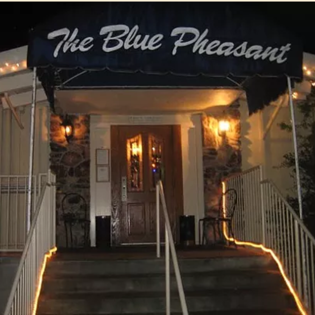 The Blue Pheasant Bar & Grill, Cupertino, CA logo