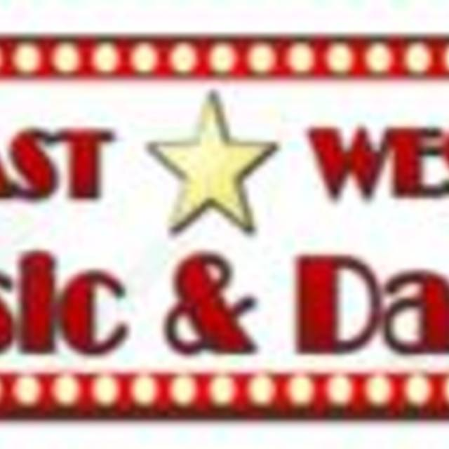 East West Music and Dance, San Jose, CA logo