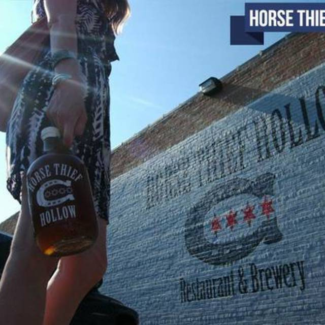 Horse Thief Hollow Restaurant and Brewery, Chicago, IL logo