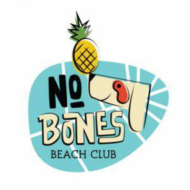 No Bones Beach Club, Chicago, IL logo