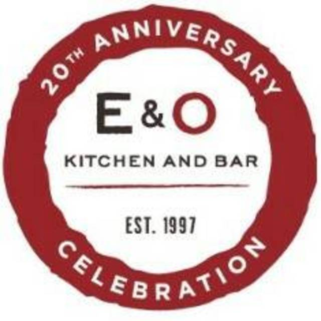 E&O Kitchen and Bar, San Francisco, CA logo