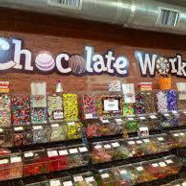 Chocolate Works, San Ramon, CA logo