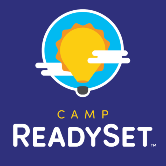 Camp ReadySet, Seattle, WA logo