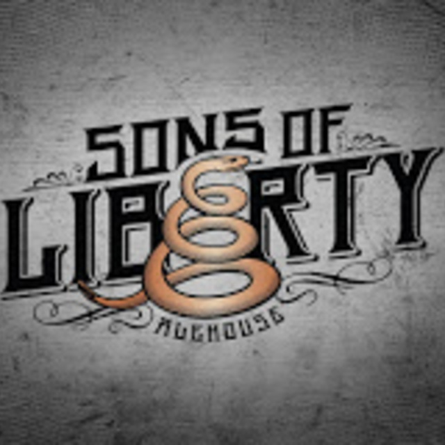 Sons of Liberty Alehouse, San leandro, Ca logo