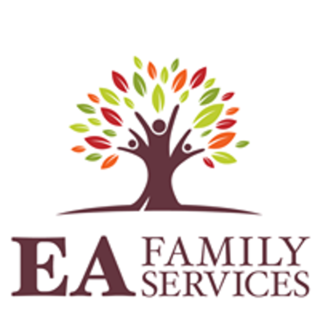 EA Family Services, Tracy, CA logo