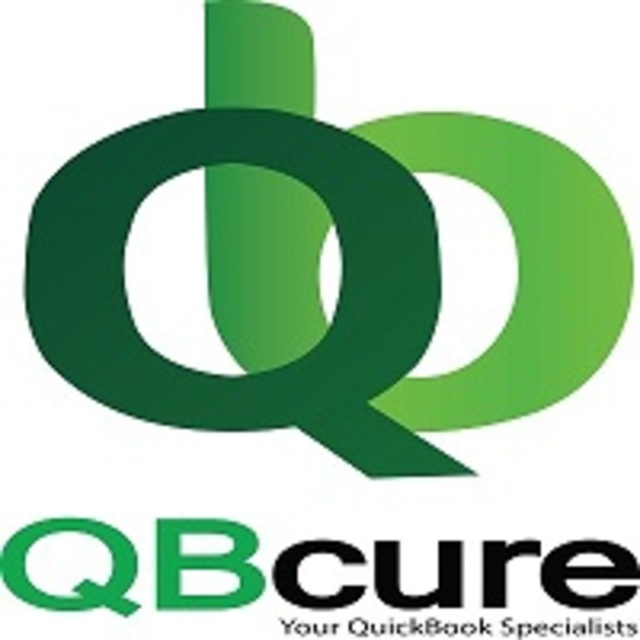 QB Cure Accounting, Bookkeeping & QuickBooks Services, Los Angeles, CA logo