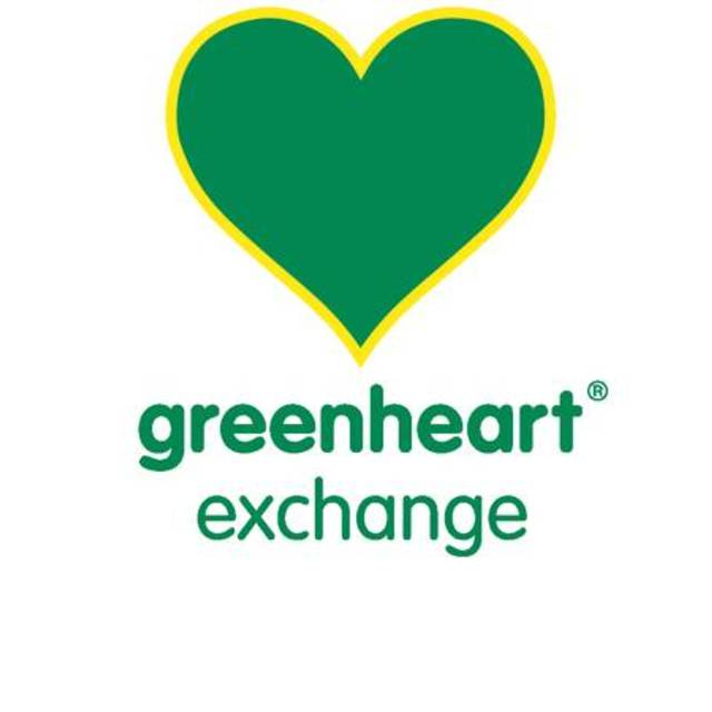 Greenheart Exchange, Chicago, IL logo