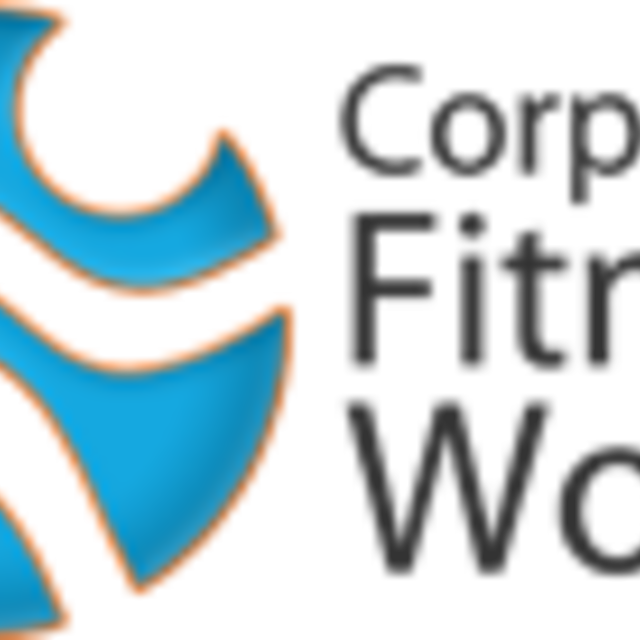 Corporate Fitness Works, Chicago, IL logo
