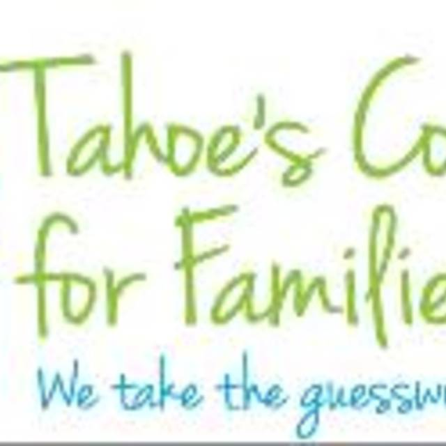 Tahoe's Connections for Families, Incline Village, NV logo