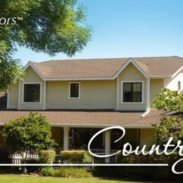 The Country House, Chico, CA logo