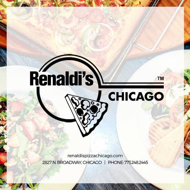Renaldis Pizza, Chicago, IL logo