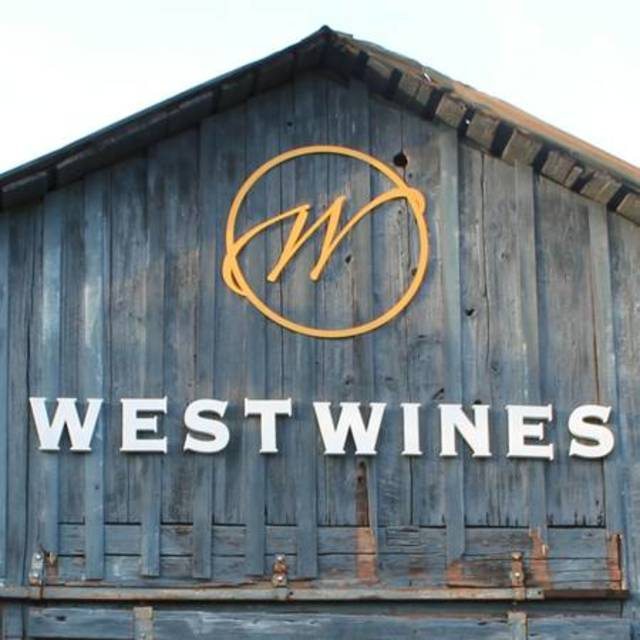 West Wines, Healdsburg, CA logo