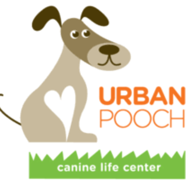 Urban Pooch Canine Life Center, Chicago, IL logo