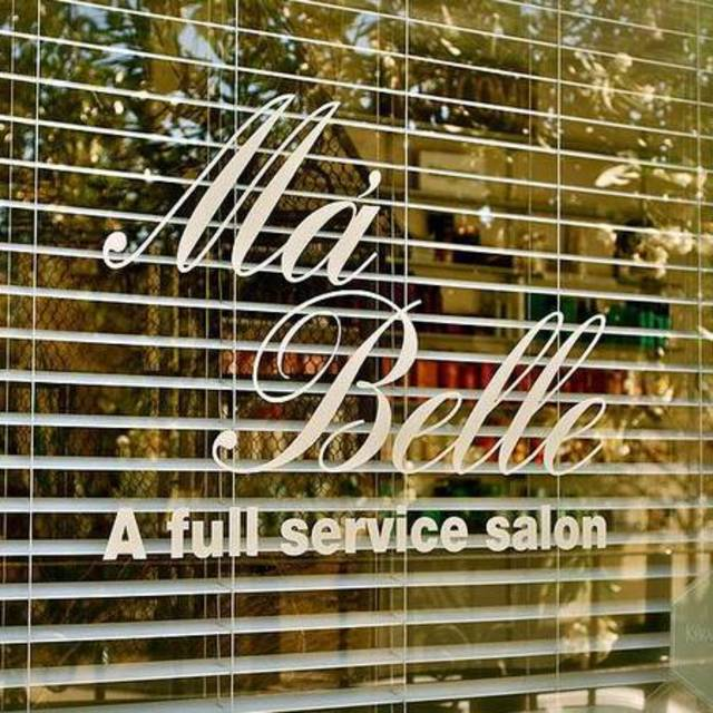 Ma Belle Hair Salon, Fremont, CA logo