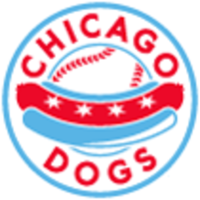Impact Field - Home of the Chicago Dogs, Rosemont, IL logo