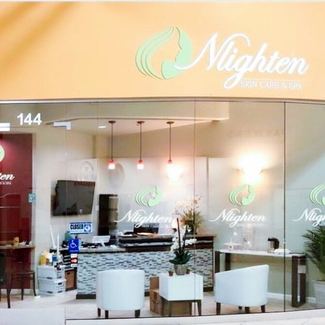 Nlighten Skin Care & Spa, Milpitas, CA logo