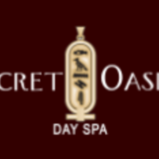 Secret Oasis Day Spa, San Jose, CA logo