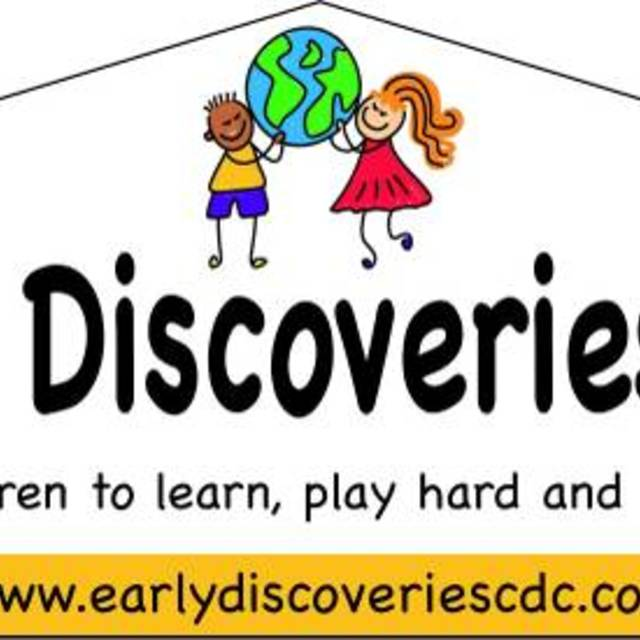 Early Discoveries CDC, San Jose, CA logo