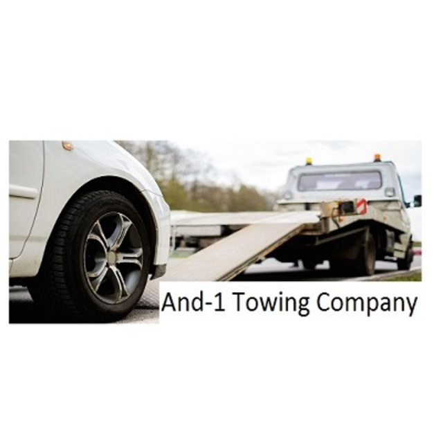 And-1 Towing Company Queens NY - Tow Truck Service, Queens, NY logo