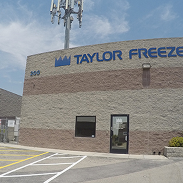 Taylor Freezers of California, Commerce, CA logo