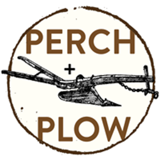 Perch and Plow, Santa Rosa, CA logo