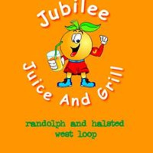 Jubilee Juice & Grill, Chicago, IL logo