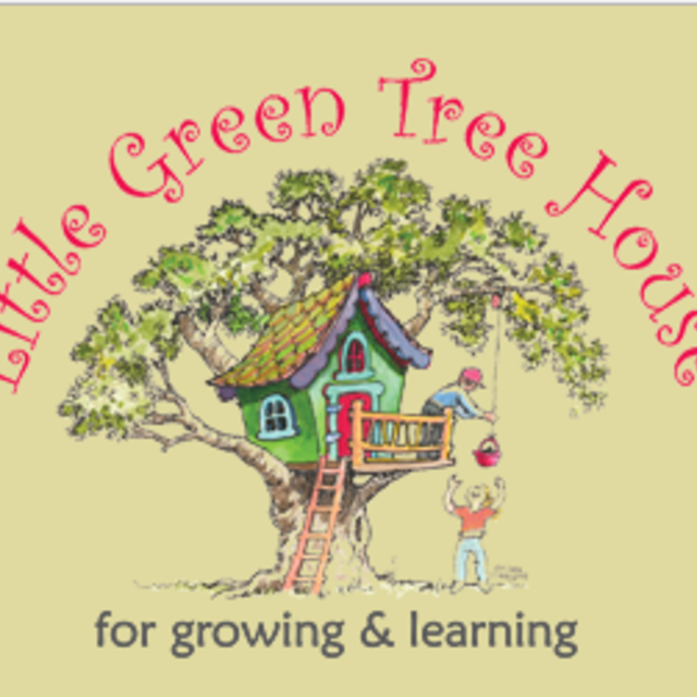 Little Green Tree House, Chicago, IL logo