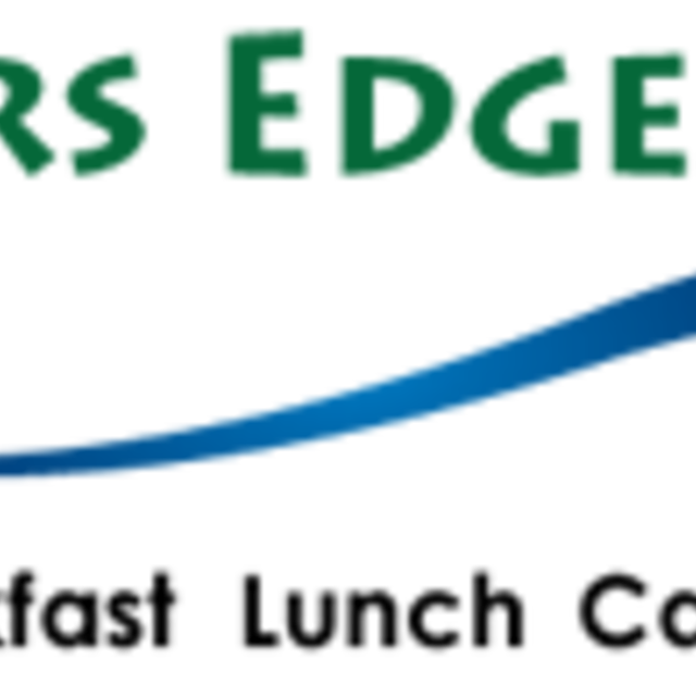 Rivers Edge Cafe, Sacramento, CA logo