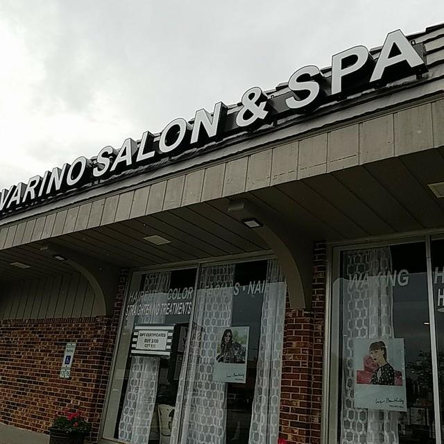 Savarino Salon & Spa, Arlington Heights, IL logo