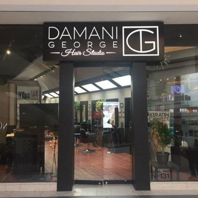 Damani George Hair Studio, Schaumburg, IL logo