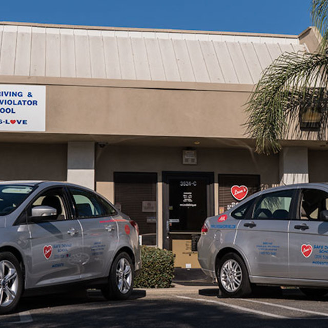 Love's Driving School, Modesto, CA logo