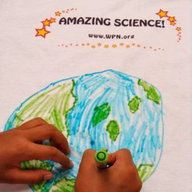 Amazing Science by WPN, Fairfax, CA logo