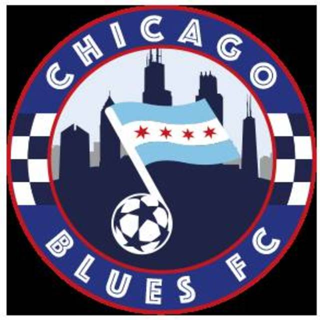 Chicago Blues FC, Chicago, IL logo