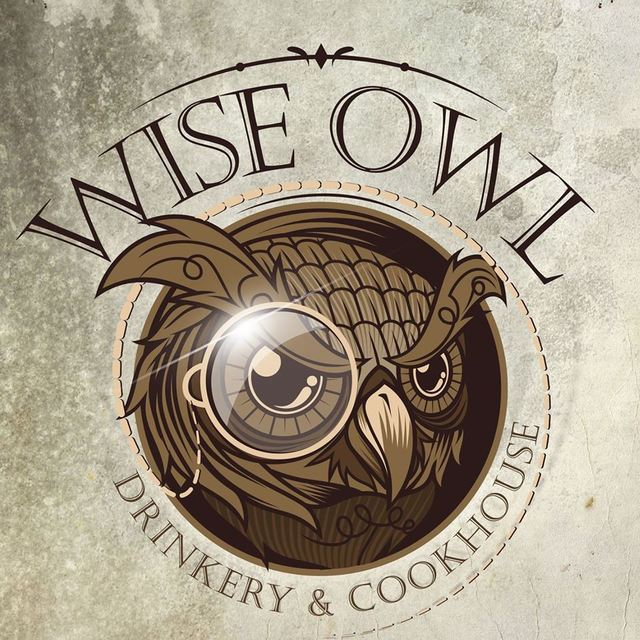 Wise Owl Drinkery & Cookhouse, Chicago, IL logo