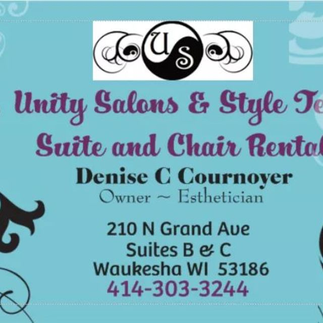Unity Salons and Style Team, Waukesha, WI logo