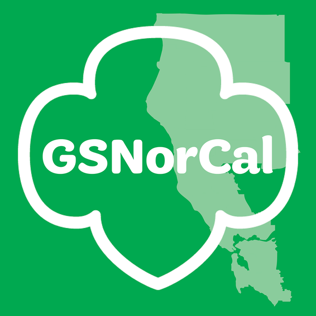 Girl Scouts of Northern California (GSNorCal), San Jose, CA logo
