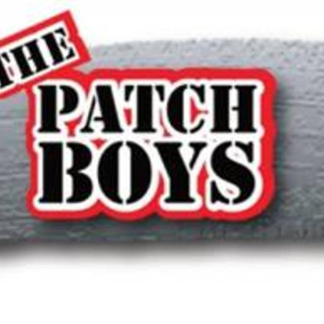 The Patch Boys, DuPage County, IL logo