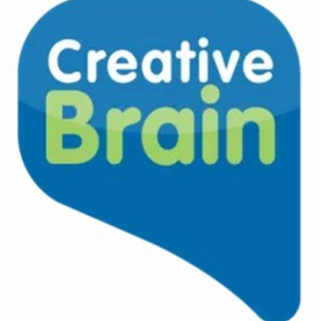 Creative Brain Learning, Riverside, CA logo